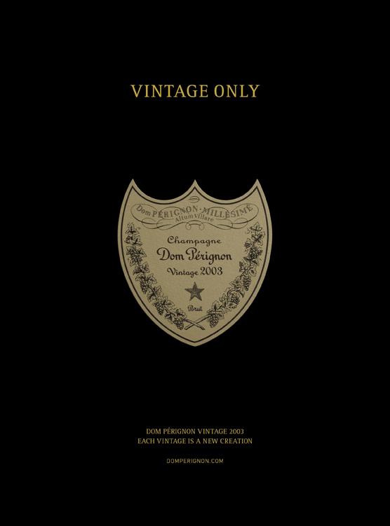 don perignon vintage 2003